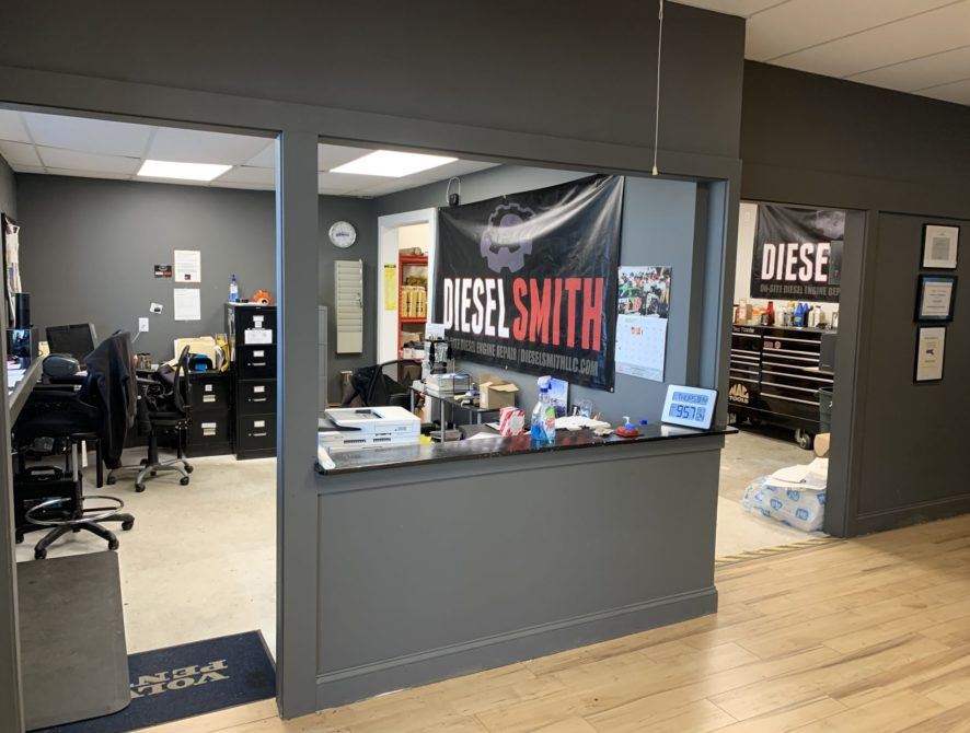 Dennisport 377 Main Street Sales Counter