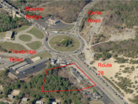 Commercial Land Under Contract!
