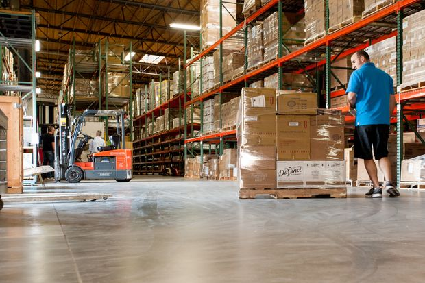 REAL ESTATE FIRMS EXPECT CORONAVIRUS-DRIVEN SHIFTS WILL SPUR WAREHOUSE DEMAND